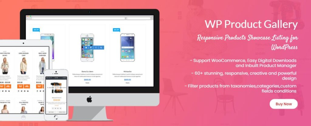 A Product Gallery Plugin