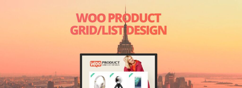 A Product Grid and List Plugins