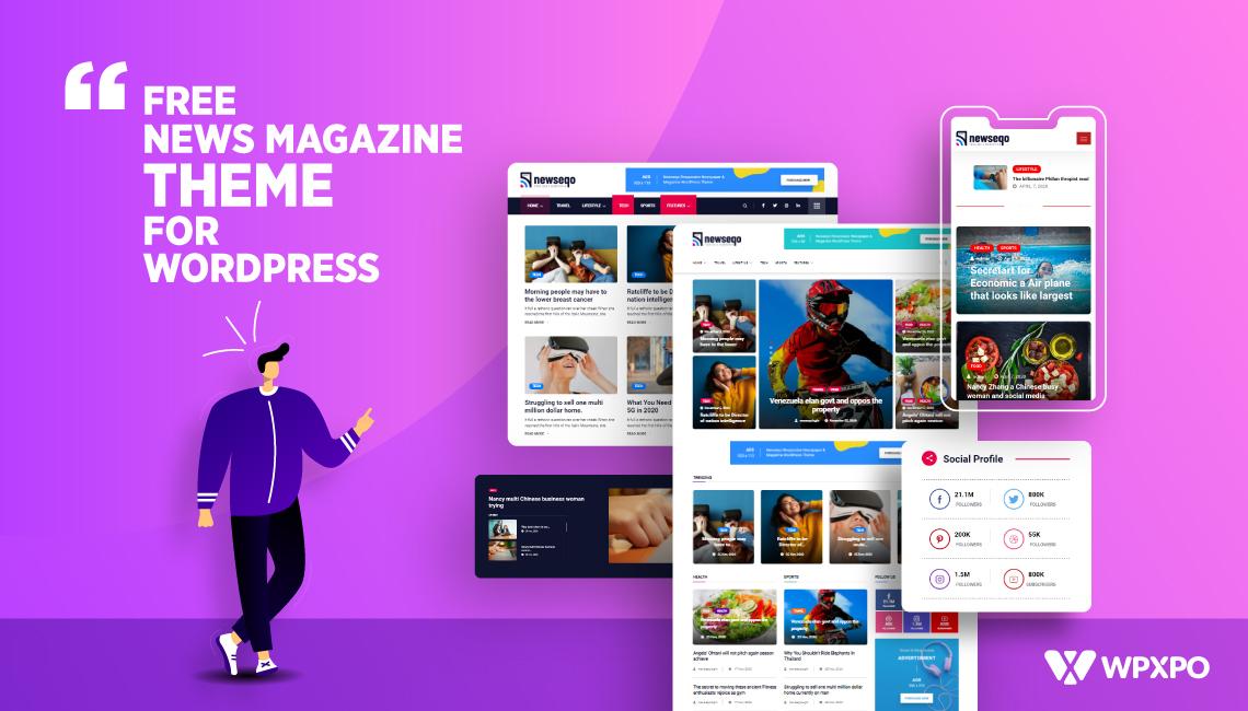 Free-News-Magazine-theme-for-wordpress