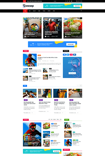 Introducing Newseqo - The Perfect Theme for Your News & Magazine 3