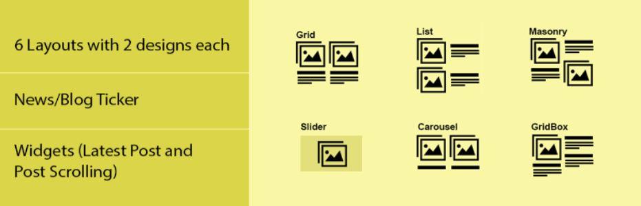 News and Blog Designer Pack