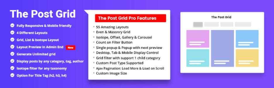 The Post Grid