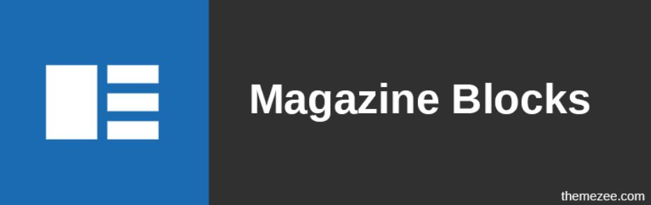ThemeZee Magazine Blocks