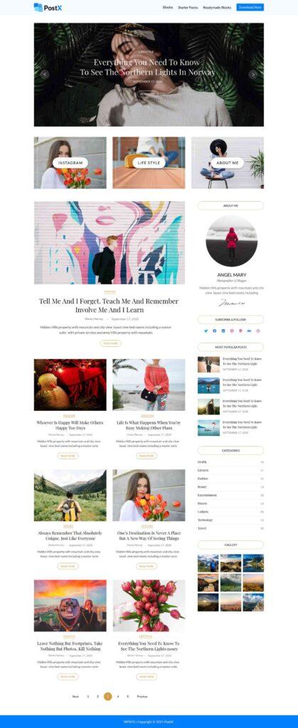 Personal Blog 3