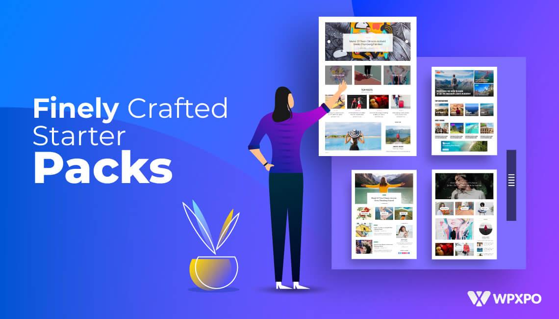 Personal Blog Starter Pack