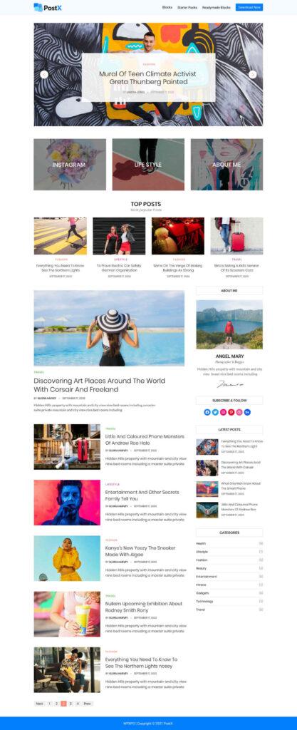 personal blog 2