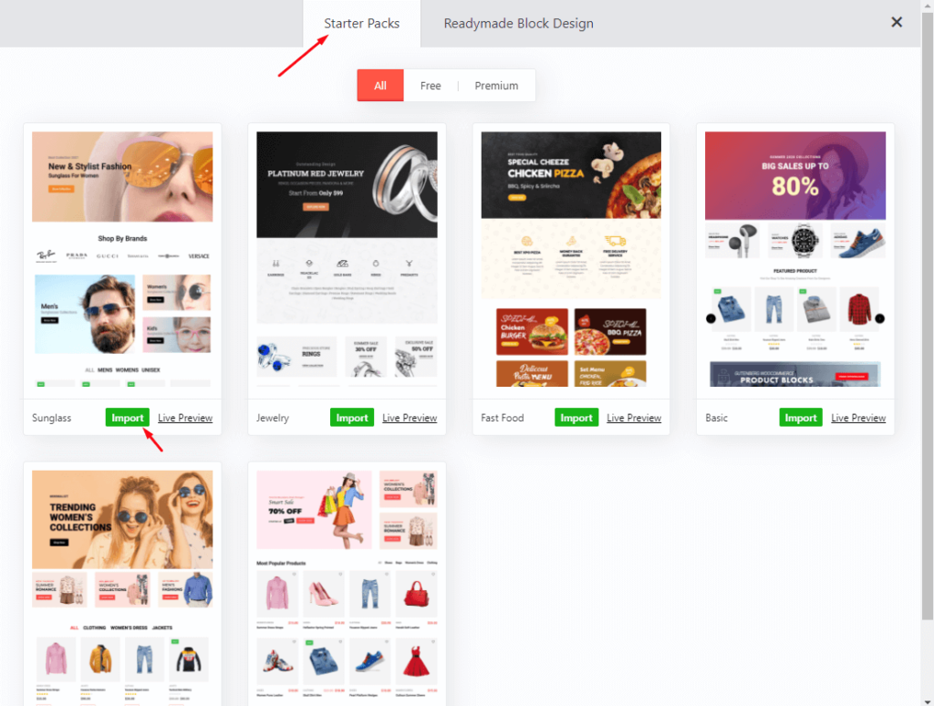 The best WooCommerce Products Blocks Plugin 3