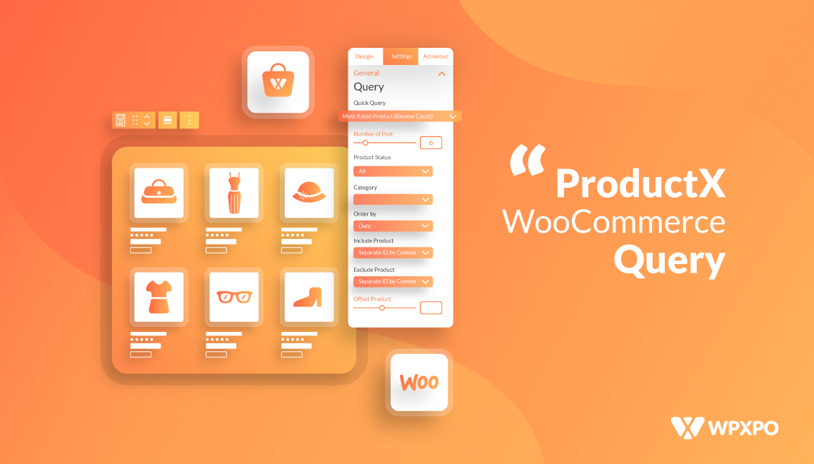 ProductX WooCommerce Query