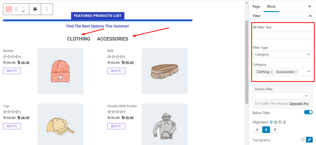 How to Create a WooCommerce Product List View? 1