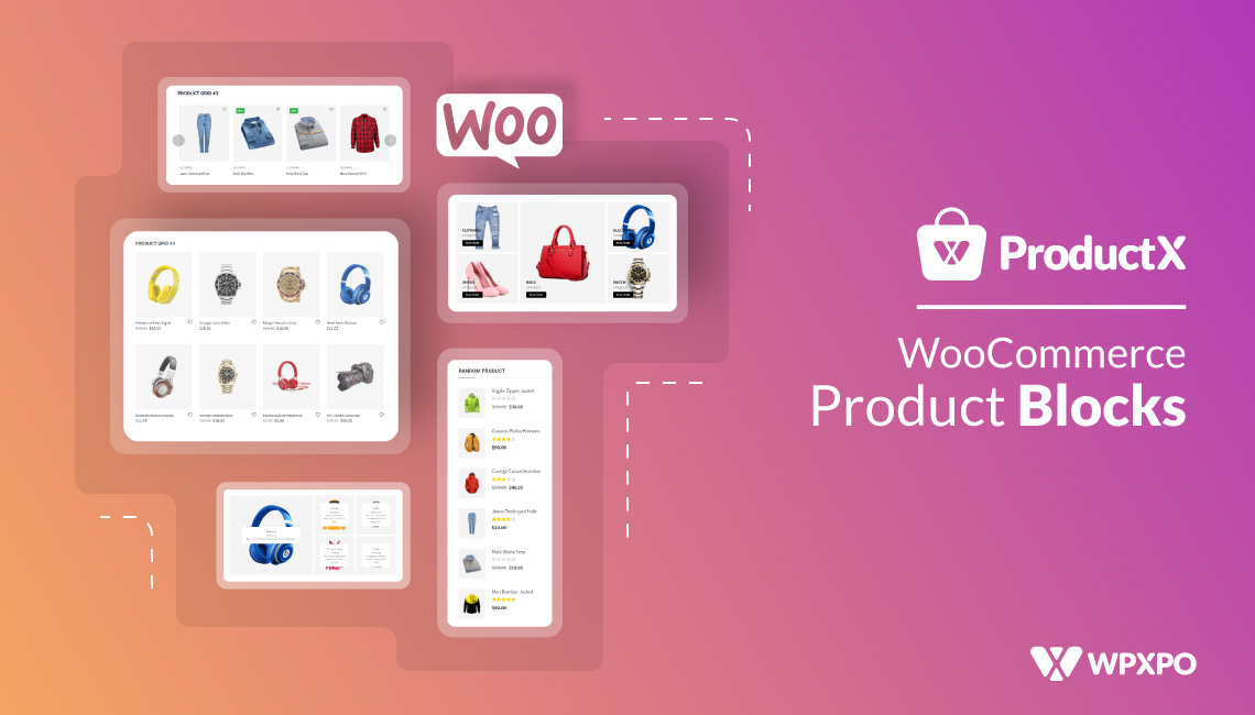 The best WooCommerce Products Blocks Plugin