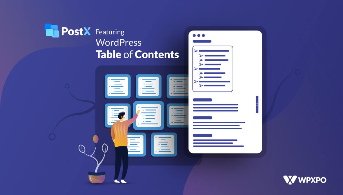 Best Way to add WordPress Table of Contents