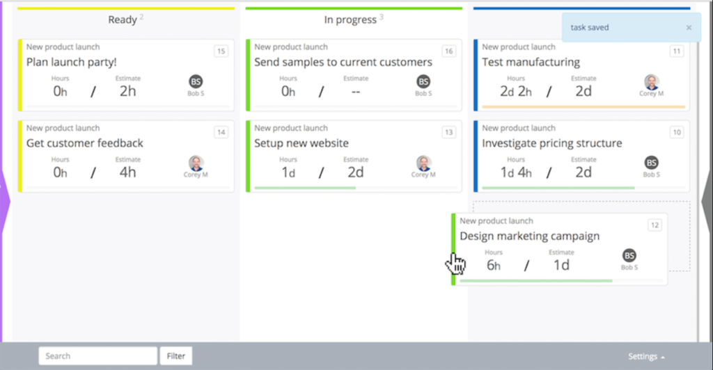 Project Management in WordPress using Kanban Boards